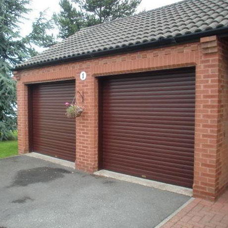 fully compliant and guaranteed roller garage doors