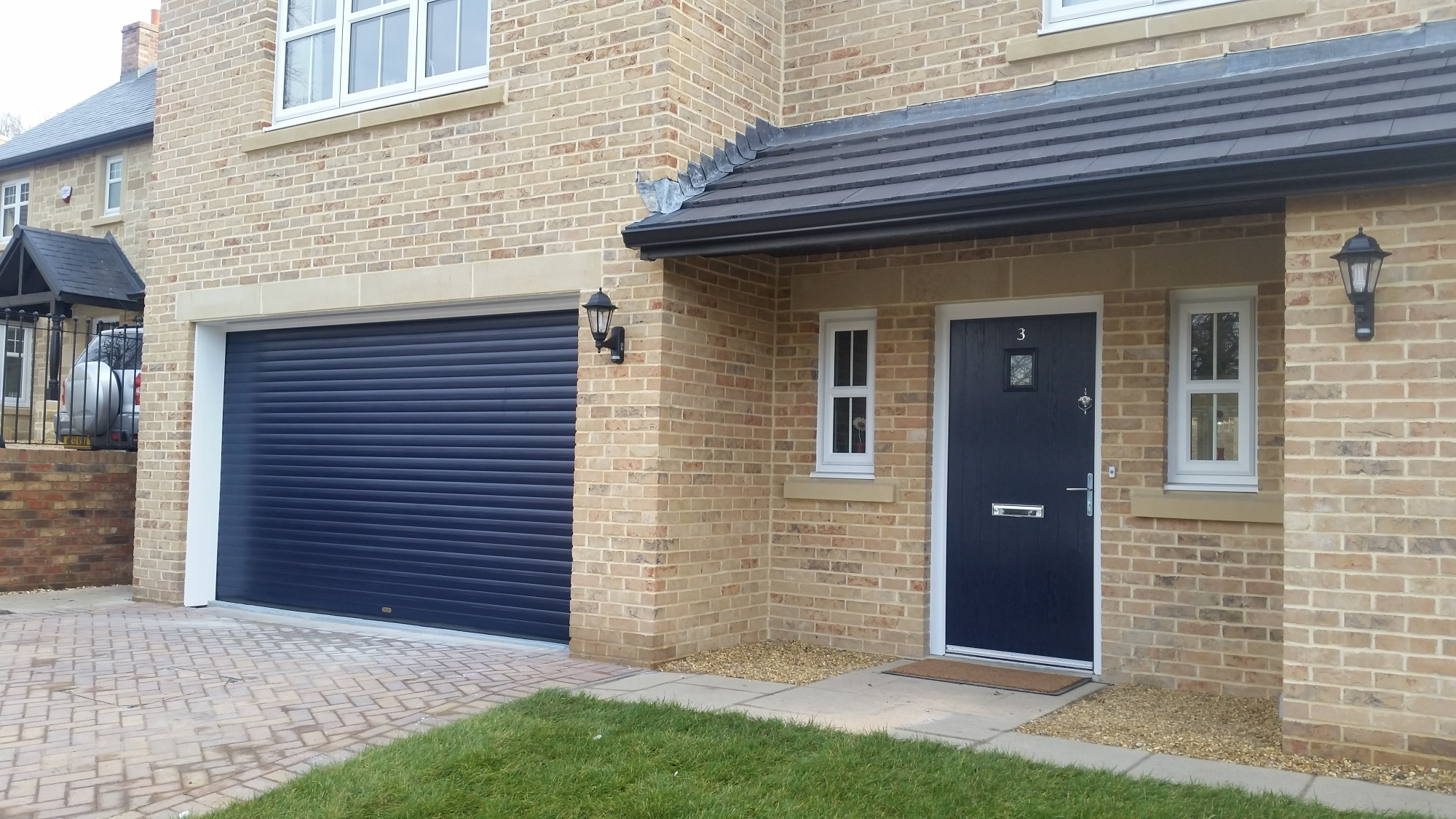 Custom Autotherm Garage Doors Get A Quote Autoroll