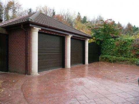 garage from £595.00 inc. vat