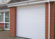 advantages of aluminium roller garage doors